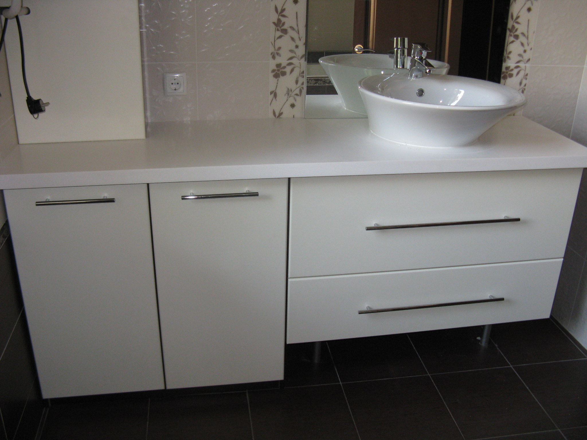 Изготовление мебель для ванны смеситель на биде купить в москве
