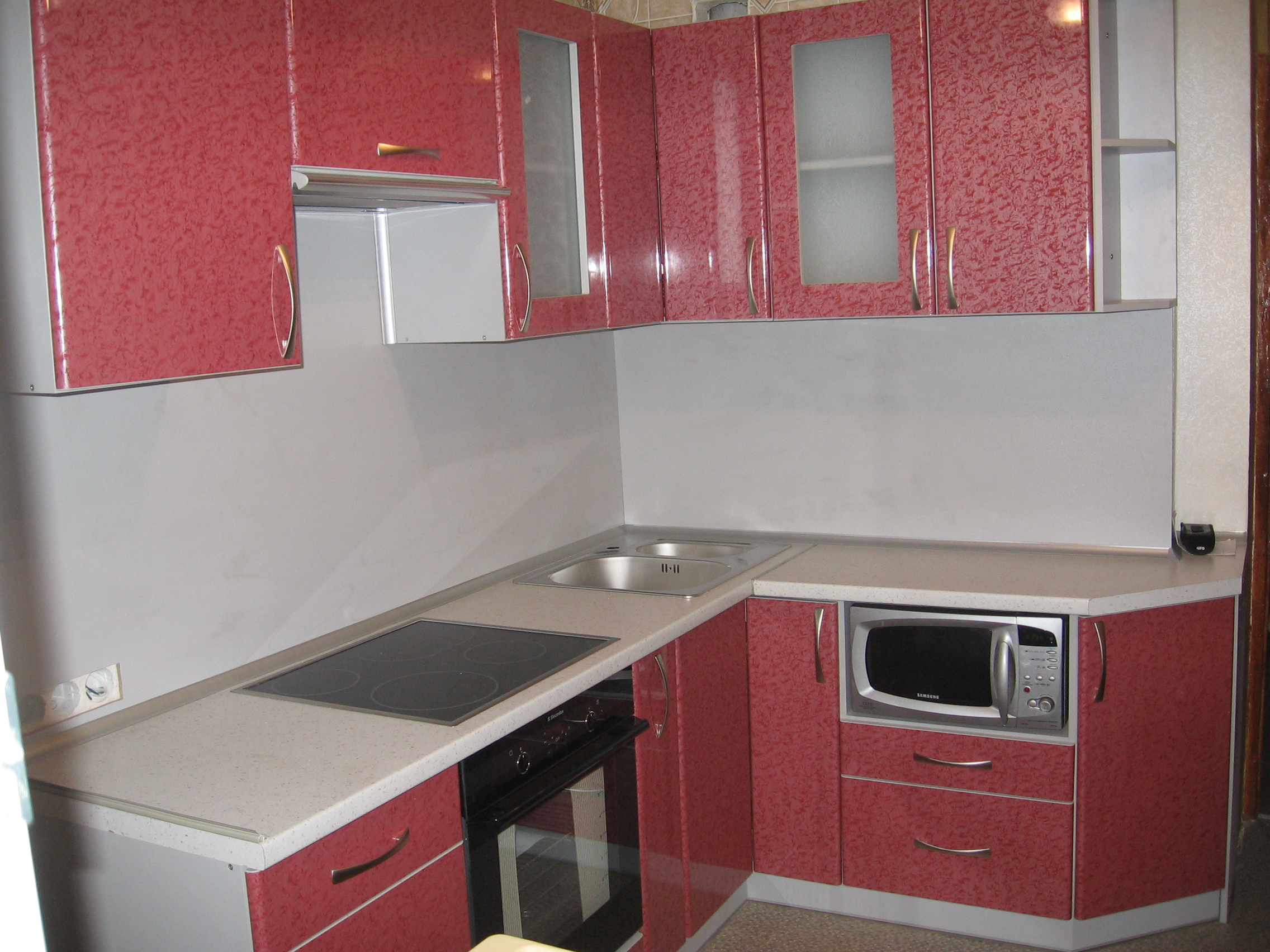 Фото кухни в панельке