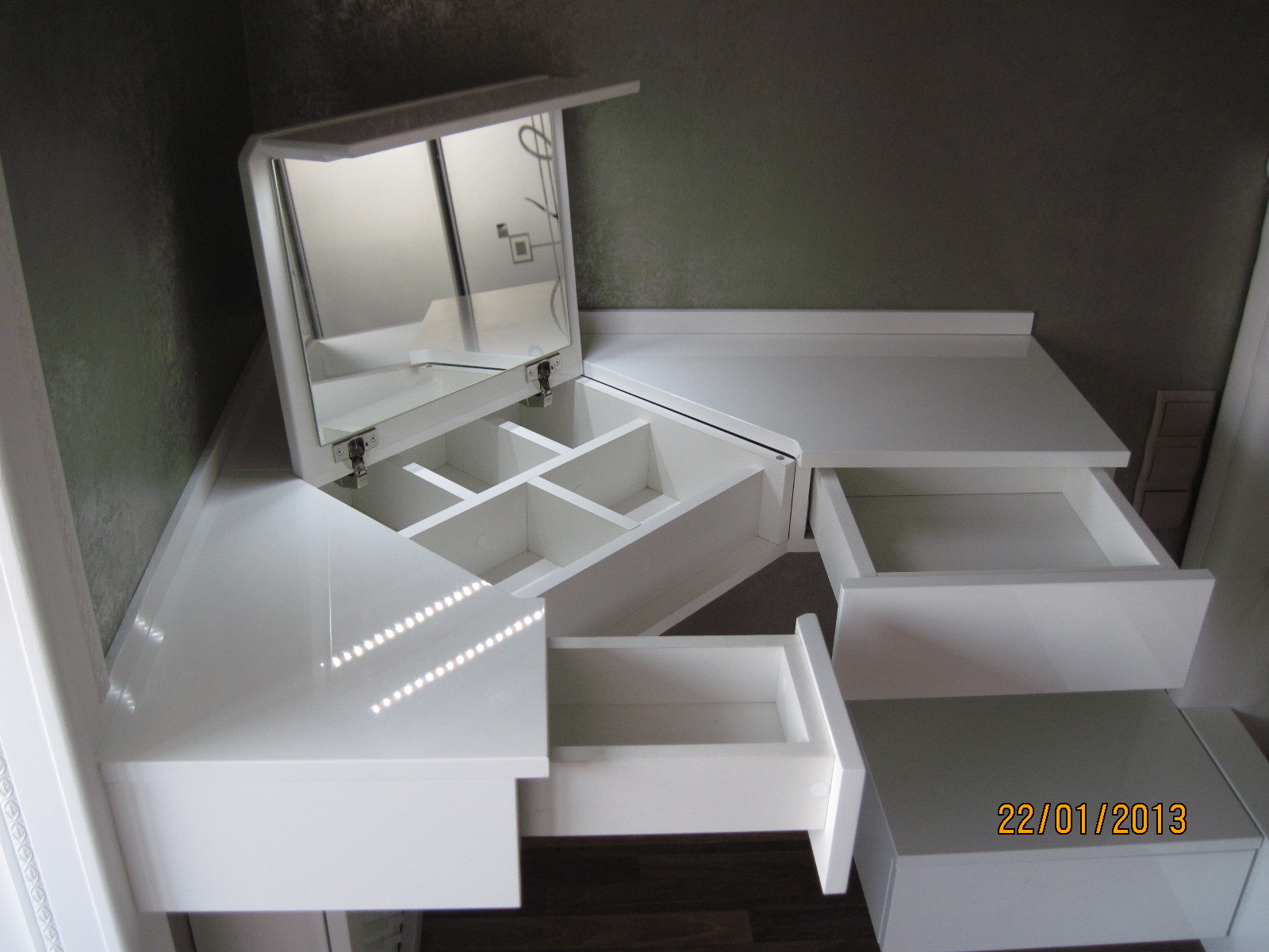 Детская мебель на заказ для двоих мальчиков